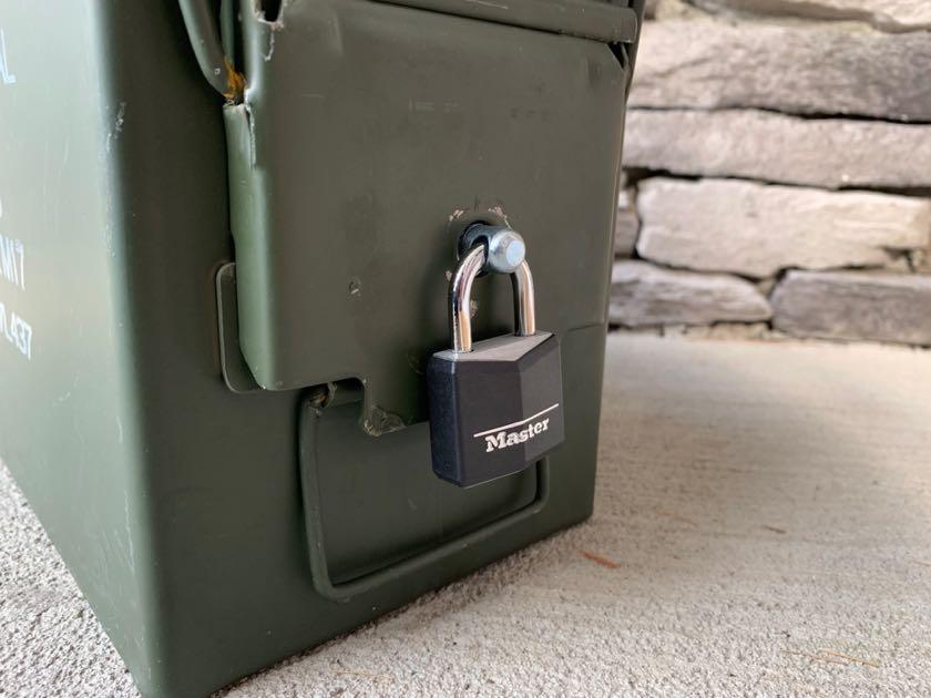 Ammodor Tactical Humidors Ammo Can Cigar Humidors Ammo Can Locking Pin